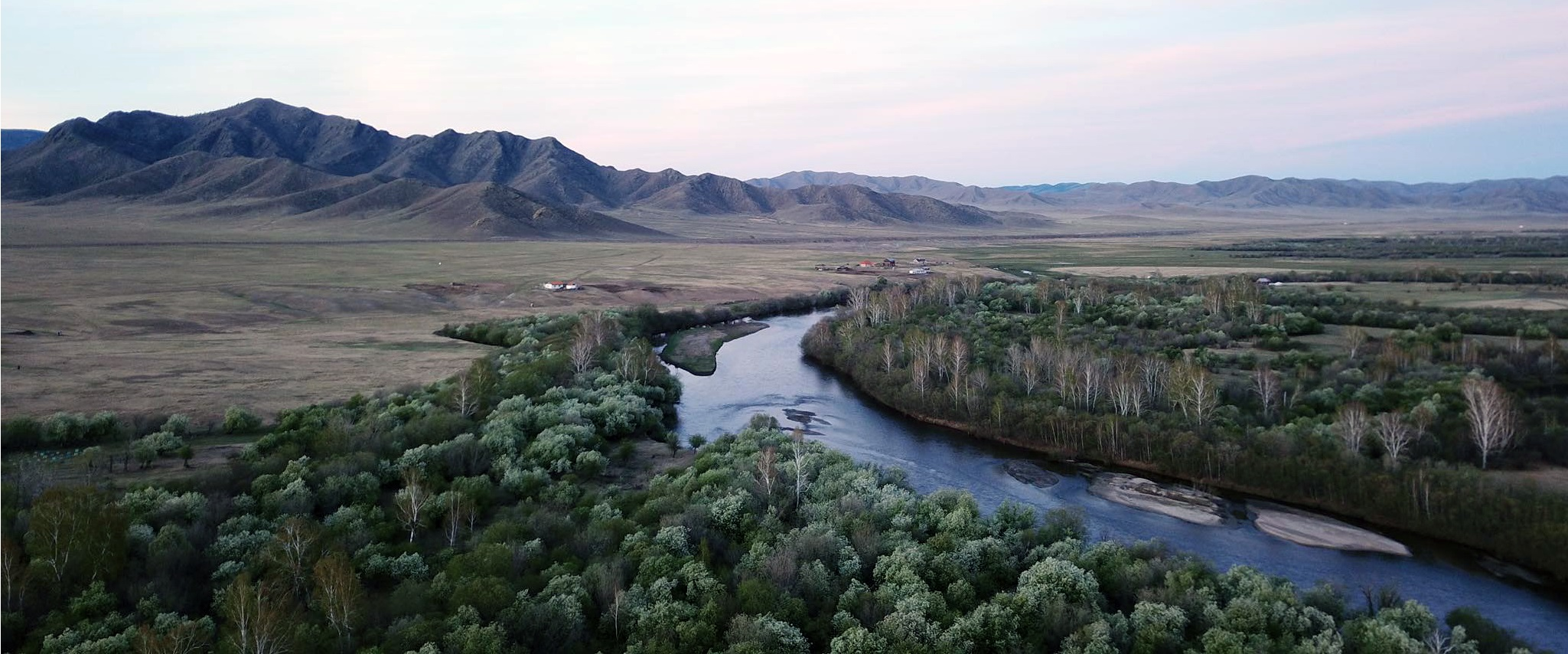 Explore the beauty and serenity of Mongolia